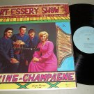 Art Essery Show - Drinking Champagne - KS 11-2 -  SIGNED Country Record LP