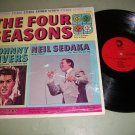 The Four Seasons / Johnny Rivers / Neil Sedaka - DESIGN 185 - Rock Record LP