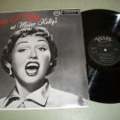 Anita O'Day At Mister Kelly's - VERVE 2550 Re-Issue - Jazz Record LP