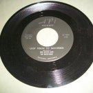Bob Myers And The Mustangs - Last Train To Maverick - API 105 - RARE Country / Folk  Record