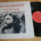The Doors - An American Prayer - ELECTRA 52111- Germany Issue  - Rock Record LP