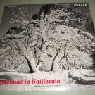 Christmas In California - Various Artist - RCA 276 - SEALED LP