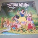 Walt Disney  Snow White And The Seven Dwarfs - Disneyland 1201  - SEALED LP