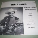 Merle Travis - The Guitar Player - SHASTA 523 - Factory Sealed