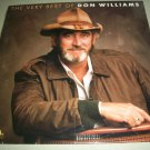 Don Williams - The Very Best Of - HEARTLAND 1080 / 81 - Factory Sealed