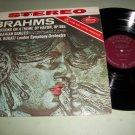 Brahms - Variations OP. 56a - Antal Dorati - Mercury Living Presence SR90154 - Classical Record