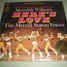 The Merrill Staton Voices - Here's Love - COLUMBIA 8899 - Broadway Musical - SEALED Record LP