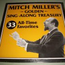 Mitch Miller's Golden Sing-Along Treasury - SEALED Record LP
