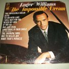 Roger Williams - The Impossible Dream - KAPP 3550 - SEALED Record LP