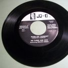 We Three And She - Rain On Sunday / Welcome Home Baby - JO-D 100 - Rare Label  45 Record