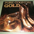 Pure Country Gold - Various Artist - 4 SEALED Country Records