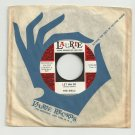The Riels - Let Him Go / Paul - Laurie 3237  - Rock  45