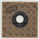 Bill Haley And His Comets - Rock Around The Clock / Thirteen Women - DECCA 29124 - Rock  45