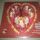 Richard Roberts Patti Roberts - Love Is - LIGHT 5563 -  SEALED   Record LP