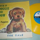 Anne Lloyd Michael Stewart - How Much Is That Doggie In The Window - GOLDEN 145 - Children's  78 rpm
