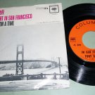 Tony Bennett - I Left My Heart In San Francisco - COLUMBIA 42332 -  45 rpm Record