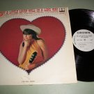 Lon Harmon - Just A Little Lovin Will Go A Long Way - CROWN 5562 - Country  LP