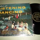 John Senati Orchestra -  Music For Listening And Dancing - BRAVO 143 - LP