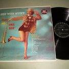 Pee Wee Hunt - Plays And Sings Dixie - TOPS 1603 -  Cheesecake Record Jacket   LP