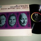 Mavis Rivers / Red Norvo - We Remember Mildred Bailey - VJ 1132 - Blues / Jazz  Record LP