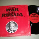 The Coming War With Russia - Dr. Jack Van Impe - Record LP