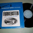 Frankenstein - Mary Shelley - SOUNDSTAGE 501 - Record LP