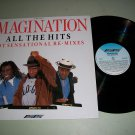 Imagination - All The Hits Hot Sensational Re-Mixes - SMR 985 - Funk / Soul LP