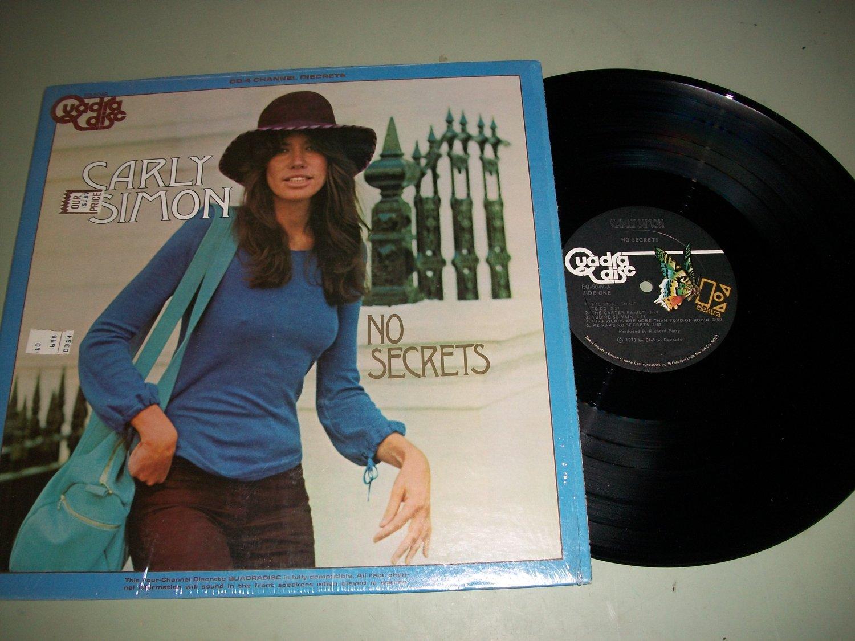 ELEKTRA 5049 Quad Pop / Rock LP