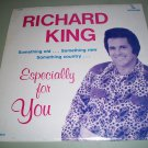 Richard King - Especially For You - Bluebird 3301 - NEW SEALED  LP
