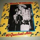 Hank Williams - 40 Greatest Hits - Polygram 254292 - NEW SEALED 2 LP's