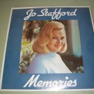 Jo Stafford - Memories / The GI Jo Years - REALM RECORDS - NEW SEALED 2 LP's