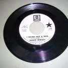 Jackie Dorsey - I Never Had A Man / Gotta Get Next To A Good Man  ABC 11208  Northern Soul  PROMO 45