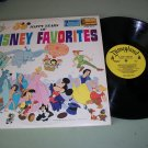 50 Happy Years Of Disney Favorites - DISNEYLAND 1240 - 2 Records   LP