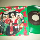 Season's Greeting From Daryl Hall & John Oates - RCA 14259 - 45 rpm