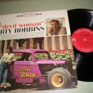 Marty Robbins - Devil Woman -  COLUMBIA 8718 - Country Record LP