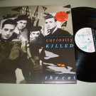 Keep Your Distance - Curiosity Killed The Cat - MERCURY  Record  LP