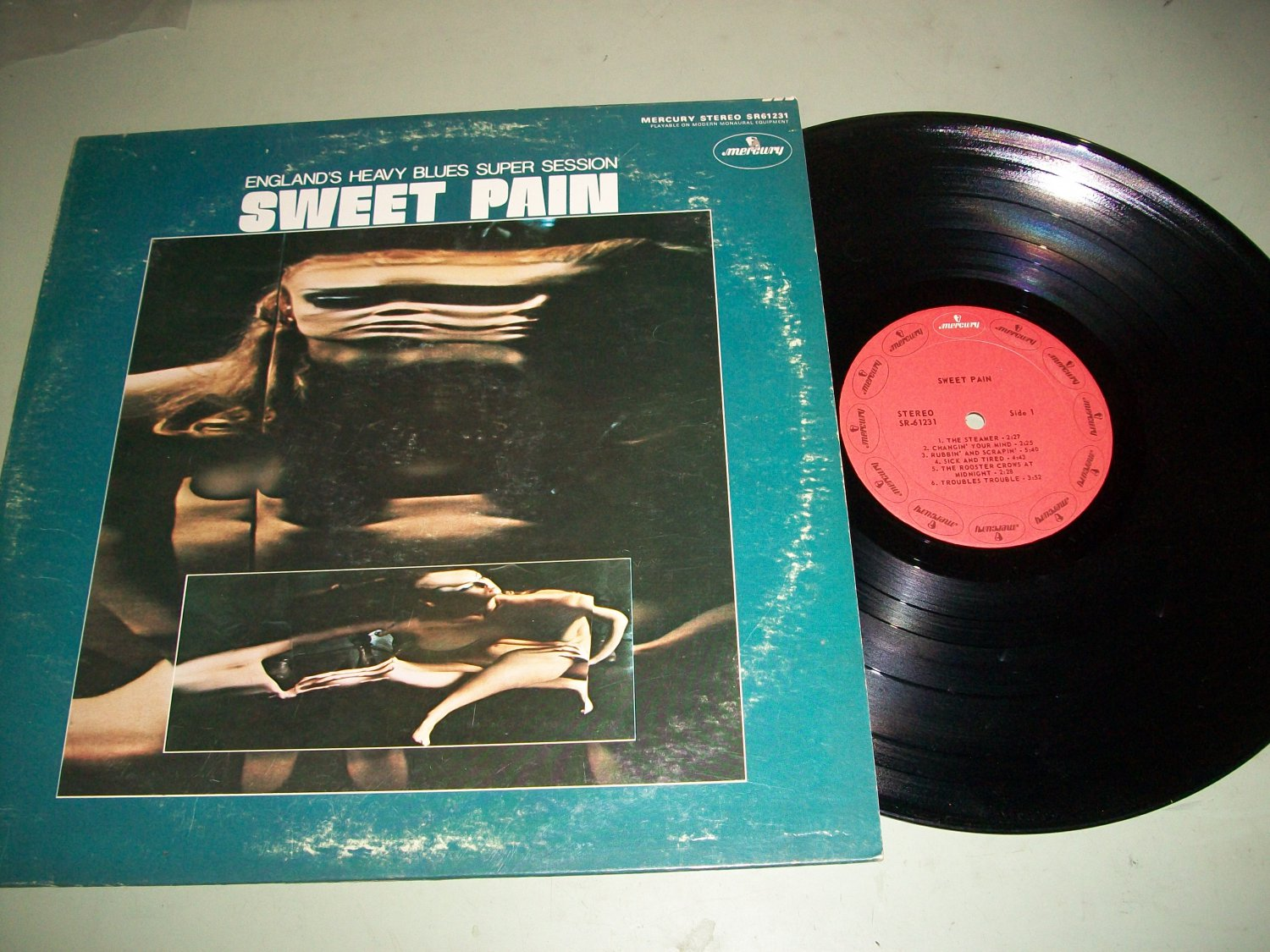 Sweet Pain Englands Heavy Blues Super Session