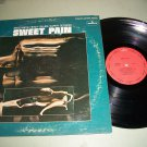 Sweet Pain - Englands Heavy Blues Super Session - MERCURY 61231 - Rock Blues Record  LP