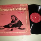 Urania High Fidelity Demonstration Record Vol. 2 Classical Record  LP