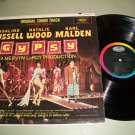 Gypsy - Rosalind Russell Natalie Wood - CAPITOL 90000 - Sound Track Record LP