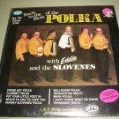 Eddie And The Slovenes - Beat Of The Polka - JAY JAY 5157 - SEALED Polka Record LP
