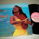 Do The Hula w/ Instruction Booklet - WAIKIKI 323 - Record LP