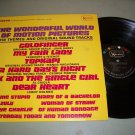 Wonderful World Of Motion Pictures -  Original Soundtrack Record LP