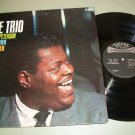 Oscar Peterson Ray Brown Ed Thigpen - The Trio - VERVE 8420  Jazz Record LP