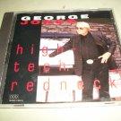 George Jones - High Tech Redneck -  Country  CD