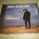 John Anderson - Solid Ground - Country  CD