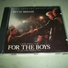 For The Boys - Bette Midler  - Original Soundtrack  CD
