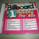 Billboard Hits Of The 80's - Various Artist - Rock / Pop  CD