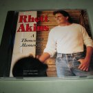 Rhett Akins - A Thousand Memories  - Country  CD
