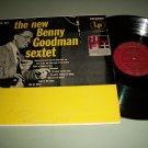 Benny Goodman - The New Benny Goodman Sextet - COLUMBIA 552 - Jazz Record LP